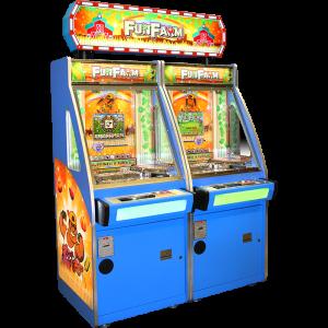 Fun Farm 2 Player 10p Pusher