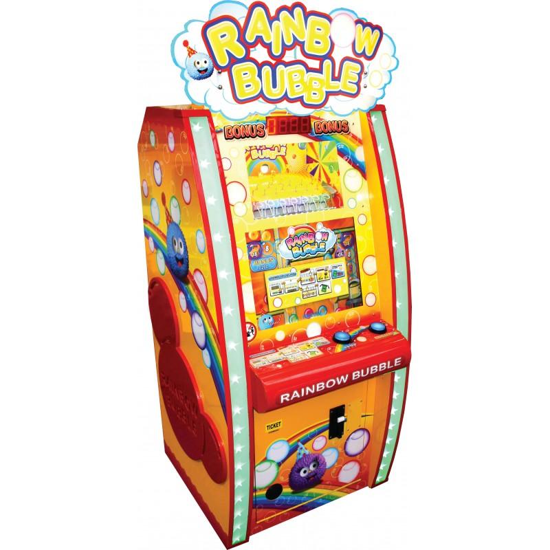 Feiloli Rainbow Bubble Redemption Game