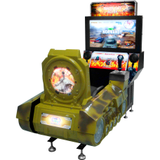 Injoy Panzer Elite Action Video Game