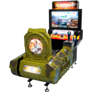 Injoy Panzer Elite Action Video Game